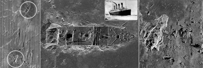 Titanic böyle bulundu galerisi resim 1