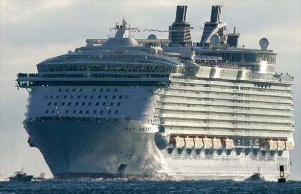 Titanik'ten 5 kat büyük galerisi resim 1