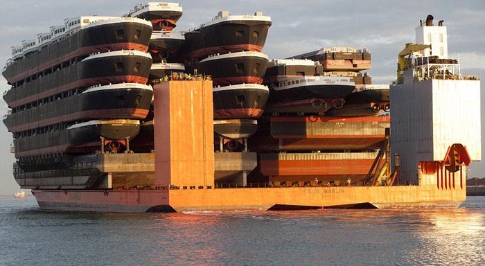 Bir üstünde 22 gemi galerisi resim 1