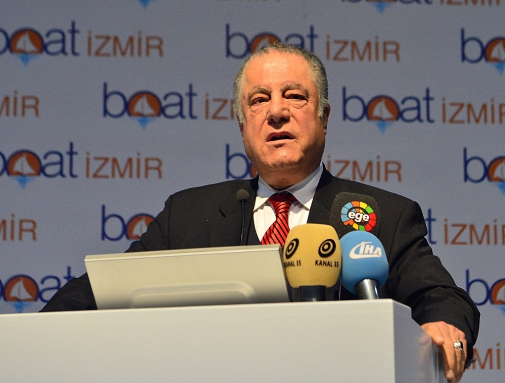 Boat İzmir Denizcilik Fuarı törenle açıldı galerisi resim 1