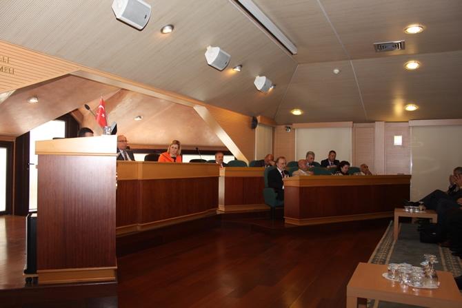 Deniz Ticaret Odası Mayıs Ayı Olağan Meclis Kurul Toplantısı galerisi resim 1