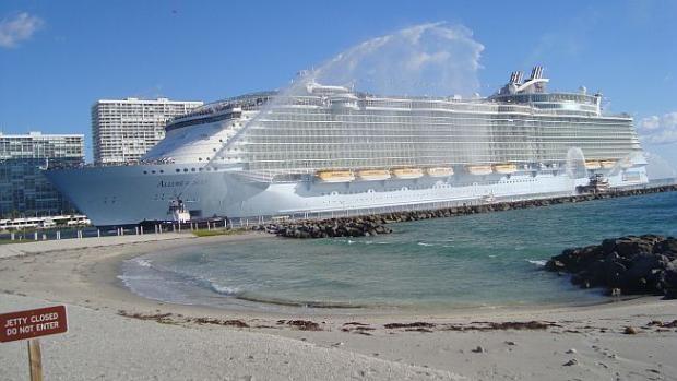 Dünyanın en büyük cruise gemileri galerisi resim 23