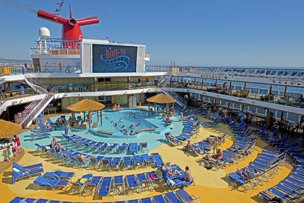 Dünyanın en büyük cruise gemileri galerisi resim 7