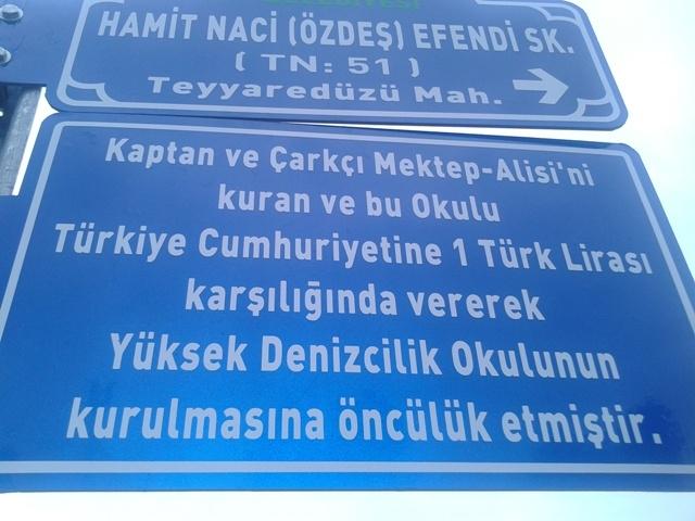 Giresun'da bir sokağa 'Hamit Naci' ismi verildi galerisi resim 5