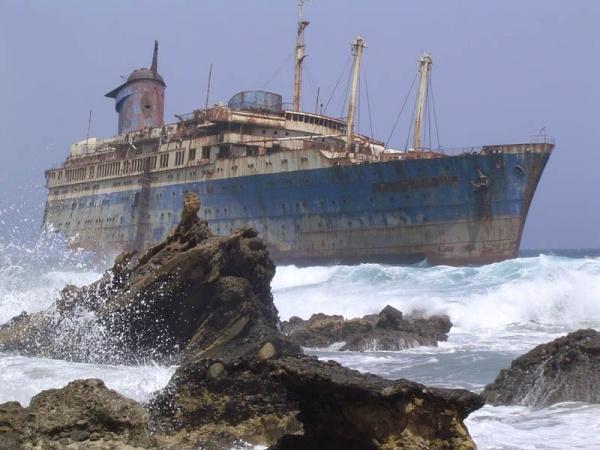 En ürkütücü gemi enkazları galerisi resim 1