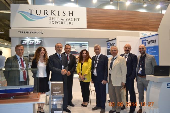 Türk Denizcilik Sektörü Posidonia Fuarı'ndaydı galerisi resim 38