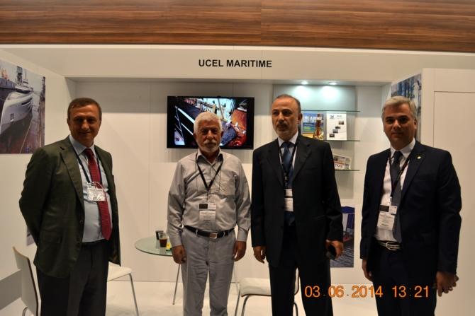 Türk Denizcilik Sektörü Posidonia Fuarı'ndaydı galerisi resim 7