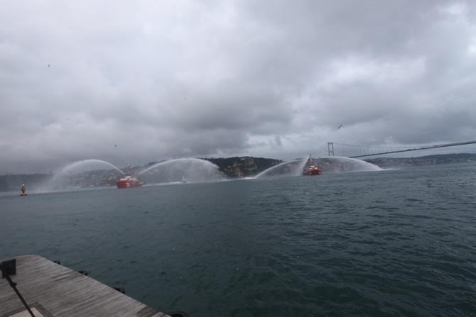 Türk Boğazları Gemi Trafik Hizmetleri'nin 10. yıl dönümü kutlandı. galerisi resim 1