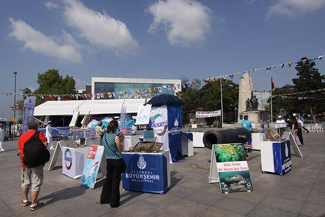 İstanbul'da, 1 Temmuz Kabotaj Bayramı coşkuyla kutlandı galerisi resim 1