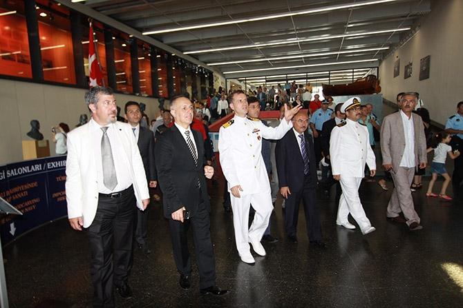 İstanbul'da, 1 Temmuz Kabotaj Bayramı coşkuyla kutlandı galerisi resim 27