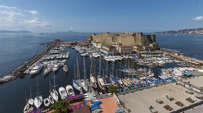 Vele D'epoca Napoli'nin kazananları Naif ve Chinook oldu galerisi resim 1