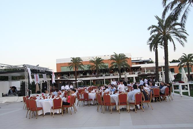 Onursan'ın iftar yemeğine yoğun katılım galerisi resim 1