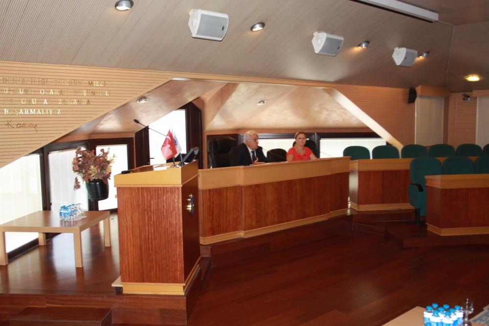İMEAK DTO ağustos meclis toplantısı yapıldı galerisi resim 1