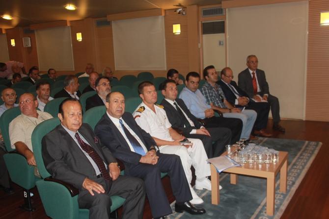 İMEAK DTO eylül ayı meclis toplantısı yapıldı galerisi resim 1