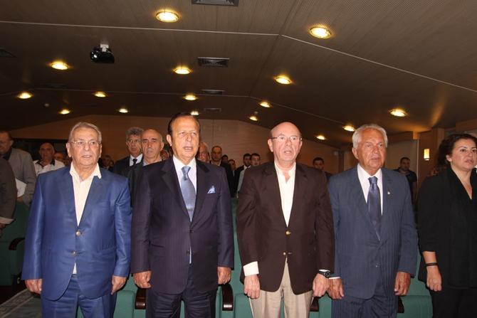 Türk Armatörler Birliği Olağanüstü Genel Kurulu yapıldı galerisi resim 1