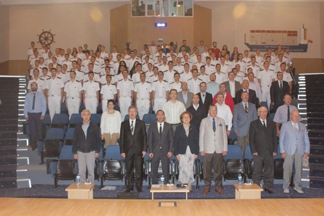 Dokuz Eylül Üniversitesi Dünya Denizcilik Günü Kutlandı galerisi resim 1