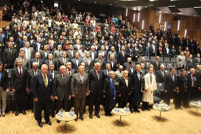 Piri Reis Üniversitesi yeni akademik yıla merhaba dedi galerisi resim 1