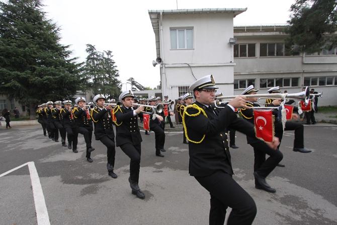 İTÜ Denizcilik Fakültesi 130. Geleneksel Balık Günü Tuzla'da yapıld galerisi resim 1