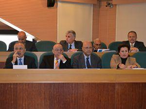 İMEAK DTO Meclis Toplantısı Ocak-2015