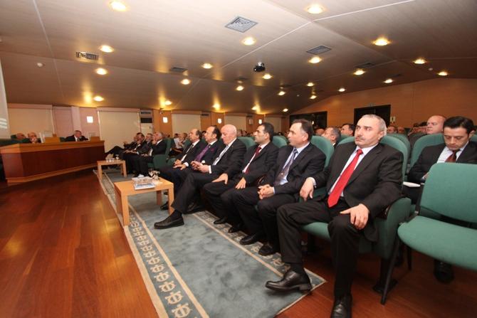 İMEAK DTO Meclis Toplantısı Şubat-2015 galerisi resim 1