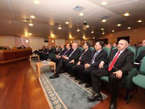 İMEAK DTO Meclis Toplantısı Şubat-2015
