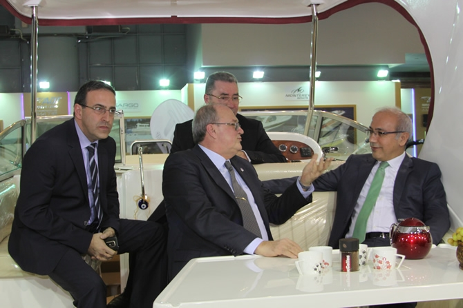 CNR Avrasya Boat Show açıldı galerisi resim 26