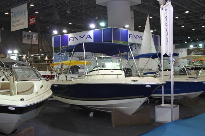 CNR Avrasya Boat Show açıldı galerisi resim 35