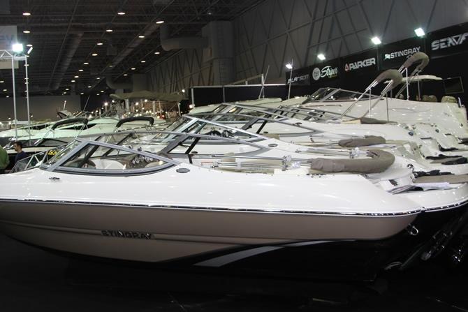 CNR Avrasya Boat Show açıldı galerisi resim 36
