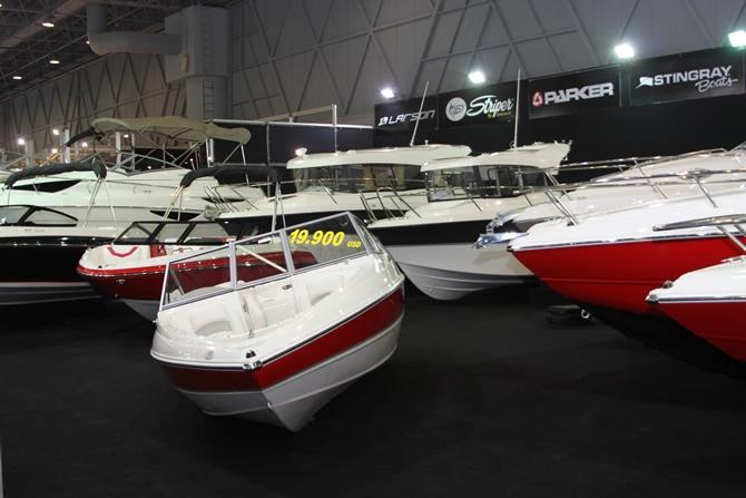 CNR Avrasya Boat Show açıldı galerisi resim 37