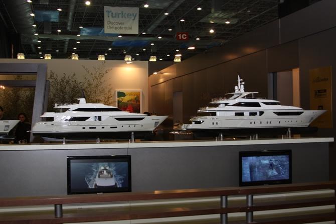 CNR Avrasya Boat Show açıldı galerisi resim 38