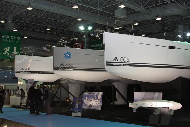 CNR Avrasya Boat Show açıldı galerisi resim 39