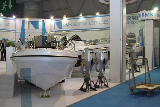 CNR Avrasya Boat Show açıldı galerisi resim 44