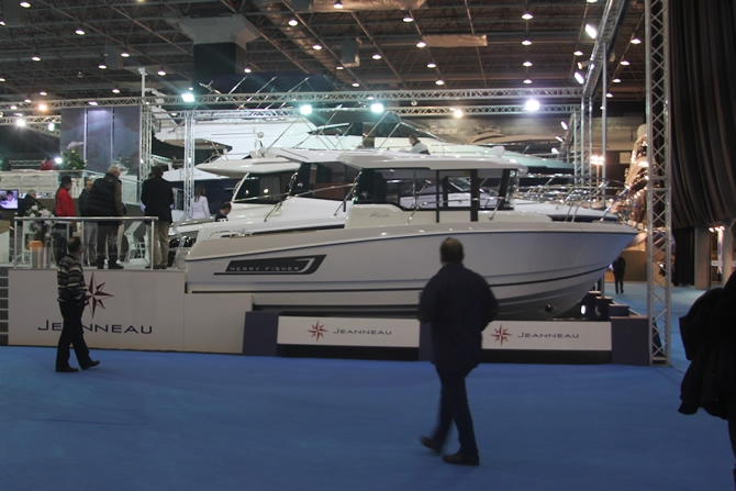 CNR Avrasya Boat Show'a ziyaretçi akını galerisi resim 1