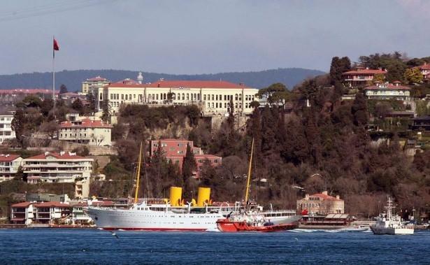 Cumhurbaşkanı Erdoğan Savarona yatı ile denize açıldı galerisi resim 15