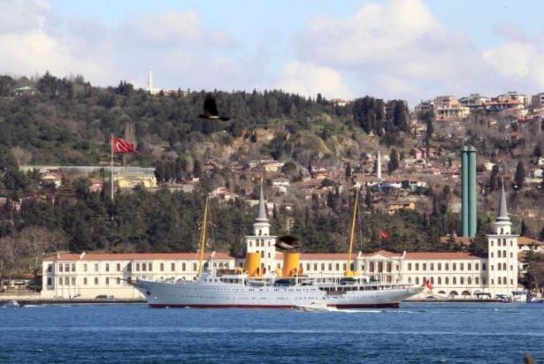 Cumhurbaşkanı Erdoğan Savarona yatı ile denize açıldı galerisi resim 18