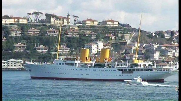 Cumhurbaşkanı Erdoğan Savarona yatı ile denize açıldı galerisi resim 19