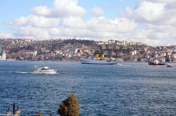 Cumhurbaşkanı Erdoğan Savarona yatı ile denize açıldı galerisi resim 21