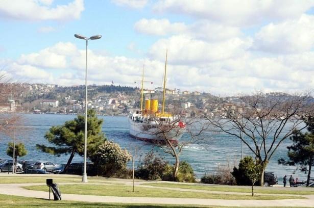 Cumhurbaşkanı Erdoğan Savarona yatı ile denize açıldı galerisi resim 23