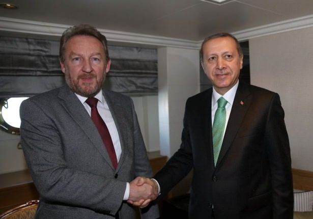 Cumhurbaşkanı Erdoğan Savarona yatı ile denize açıldı galerisi resim 4