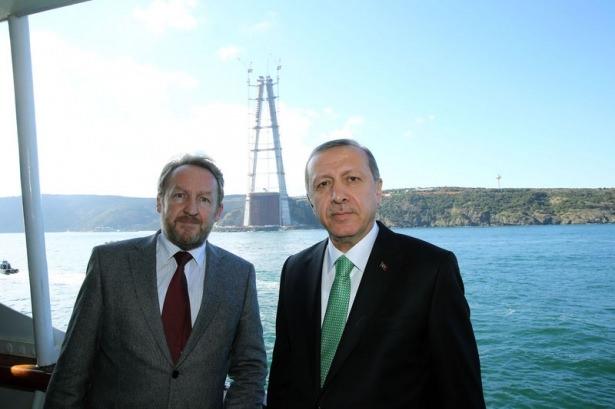 Cumhurbaşkanı Erdoğan Savarona yatı ile denize açıldı galerisi resim 9