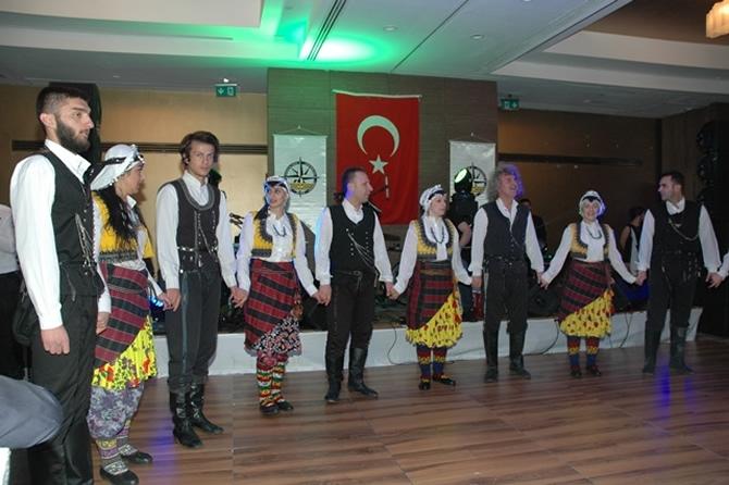 TURKKAPDER 56. kuruluş yılını coşkuyla kutladı galerisi resim 2