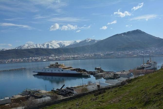 Türkiye'nin en büyük feribotu Van'da galerisi resim 4