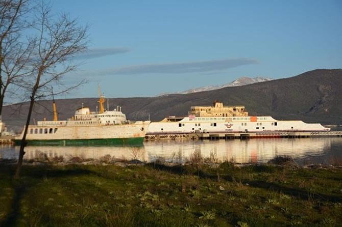 Türkiye'nin en büyük feribotu Van'da galerisi resim 7