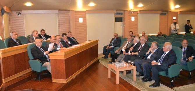 İmeak DTO Mayıs ayı Meclis toplantısı 2015 galerisi resim 1