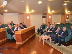 İmeak DTO Mayıs ayı Meclis toplantısı 2015