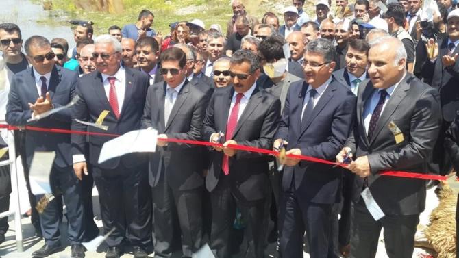 Yütek, M/F Murat ve M/F Bayrambaba'yı teslim etti galerisi resim 13