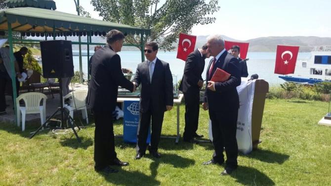 Yütek, M/F Murat ve M/F Bayrambaba'yı teslim etti galerisi resim 19