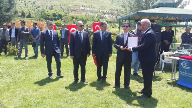 Yütek, M/F Murat ve M/F Bayrambaba'yı teslim etti galerisi resim 21