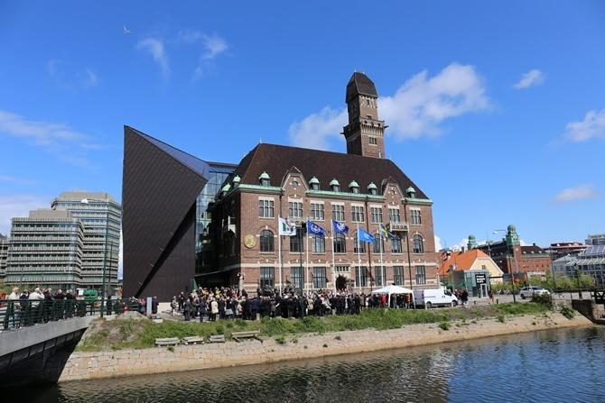 Dünya Denizcilik Üniversitesi, yeni kampüs binasına kavuştu galerisi resim 1
