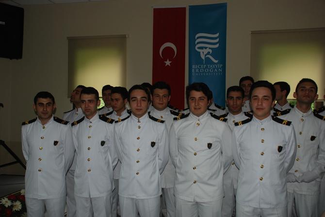 Turgut Kıran Denizcilik Yüksekokulu Mezuniyet Töreni galerisi resim 1